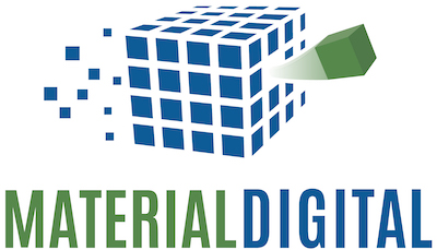 BMBF MaterialDigital Logo
